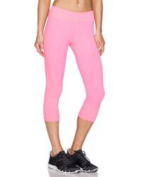 Trina Turk Pink Mid Length Legging