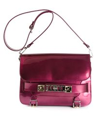 Proenza Schouler | Purple Ps11 Shoulder Bag | Lyst
