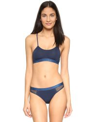 Calvin Klein | Blue One Micro Fashion Bralette | Lyst