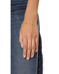 Jennifer Zeuner - Metallic Mini Eye Sapphire Bracelet - Lyst