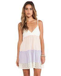 Jarlo Purple Orion Dress