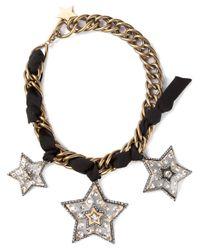 Lanvin | Metallic Altair Necklace | Lyst
