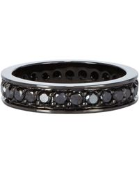 Repossi - Black Berbere Midi-ring - Lyst