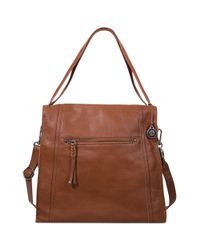 The Sak | Brown Mirada Leather Tote | Lyst