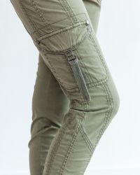Marrakech - Green Harry Stretch Poplin Pant - Lyst