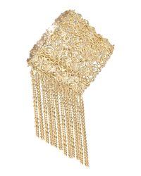 Kendra Scott Metallic Ivy 14k Gold-plated Cuff Bracelet