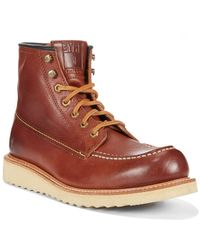 Frye   Brown Dakota Wedge Boots for Men   Lyst