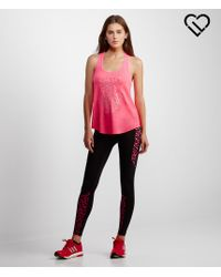 Live Love Dream | Pink Lld Keep Up Tank | Lyst