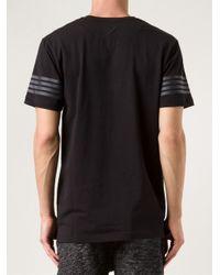 Timberland Black Santi Tshirt for men