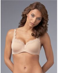 Le Mystere   Natural Dream Tisha With Lace Bra   Lyst