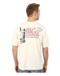 Tommy Bahama - Natural Self Service Station Tee for Men - Lyst
