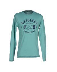 Blend - Green T-shirt for Men - Lyst