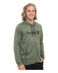 Hurley | Green Dri-fit Lake Street Zip for Men | Lyst