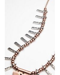 Free People | Metallic Womens Deco Drop Pendant | Lyst