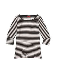 HUGO Multicolor T-Shirt 'Dannala_2' In Cotton Blend