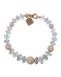 Kelly Wearstler | Blue Camden Bracelet | Lyst