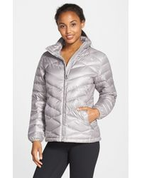 The North Face Metallic 'aconcagua' Down Jacket