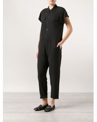 Hope Black All Overall