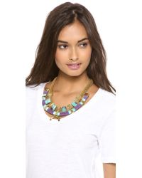 Holst + Lee | Blue Holst Lee Somewhere in The Indian Ocean Necklace | Lyst