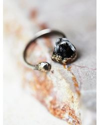 Free People | Metallic After Midnight Ring | Lyst