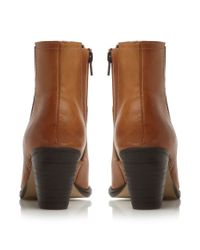 Steve Madden - Brown Shearly Heeled Chelsea Boots - Lyst