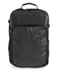 The North Face | Black 'wavelength' Backpack for Men | Lyst