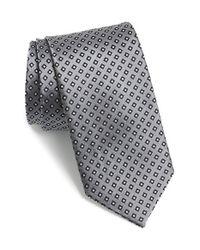 JZ Richards | Metallic Silk Tie for Men | Lyst