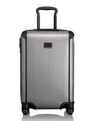 Tumi - Metallic Tegra-lite T-graphite International Carry-on for Men - Lyst