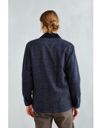 Pendleton | Blue Mission Field Coat for Men | Lyst