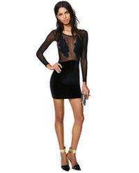 Nasty Gal | Black Attention Stealer Dress | Lyst