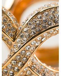 Giuseppe Zanotti - Metallic Embellished Bracelet - Lyst