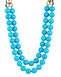 Aurelie Bidermann | Blue Lakotas Necklace | Lyst