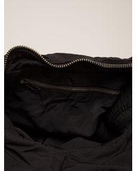 Lyst - DRKSHDW by Rick Owens Bucket Bag in Black for Men 43bdfdebc4ed7