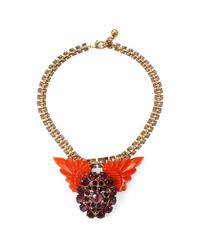 Lulu Frost | Red 50 Year Necklace #2 | Lyst