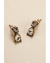 Anthropologie | Metallic Starlight Earrings | Lyst