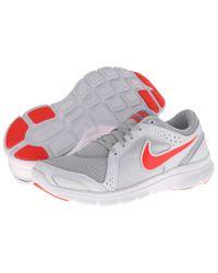 Nike - White Flex Experience Run 2 - Lyst