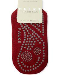 Falke | Cuddle Pads Socks, Women's, 8107 Rio Red | Lyst