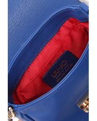 Liu Jo | Blue Yabloko Small Crossbody Bag | Lyst