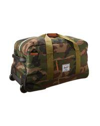Herschel Supply Co. - Green Wheelie Outfitter - Lyst