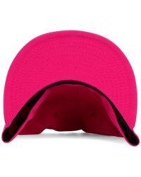 KTZ - Pink Florida Panthers C-dub 59fifty Cap for Men - Lyst