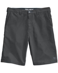 Billabong | Gray Carter Hybrid Shorts for Men | Lyst