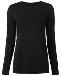 Sofie D'Hoore   Black 'Teddy' T-Shirt   Lyst