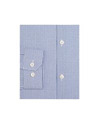 Theory Multicolor Dover Spread Slim Fit Dress Shirt for men