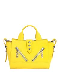 KENZO | Multicolor Yellow Mini Kalifornia Bag | Lyst