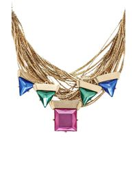 8 Other Reasons - Metallic Liquid Candy Necklace - Lyst