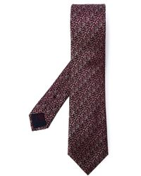 Brioni | Red Woven Tie for Men | Lyst