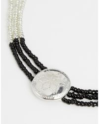 ASOS Black Western Choker Necklace