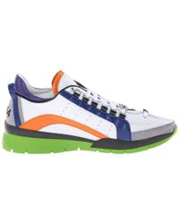 DSquared² | Multicolor 551 Sneaker for Men | Lyst