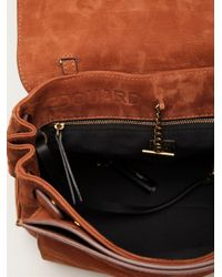 Jérôme Dreyfuss - Brown Edouard Structured Tote - Lyst