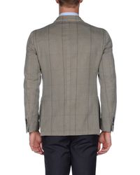 Lardini | Natural Blazer for Men | Lyst